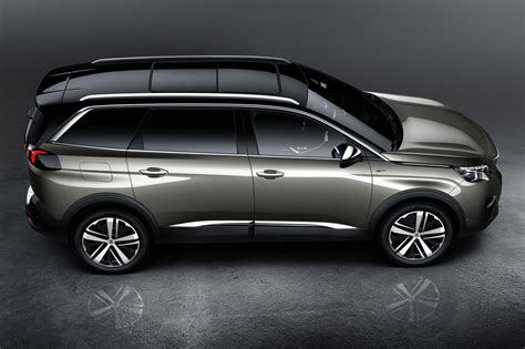 peugeot car names same name very different face new peugeot 5008 unveiled