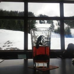 mountain top bar and grill cypress mountain crazy raven bar and grill burgers 6000 cypress bowl rd west