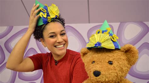 new year cbeebies new year hat