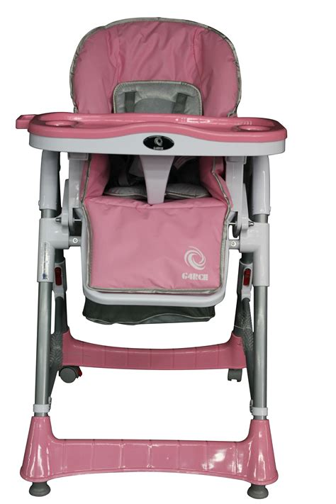 baby recliner chair g4rce foldable 3 in 1 baby toddler infant high chair