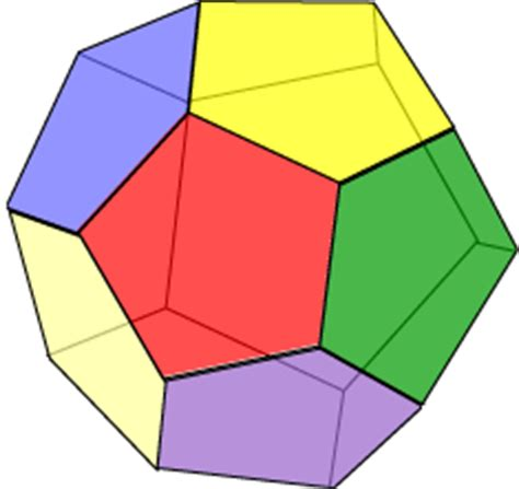 Origami Hedron - dodecahedron definition what is