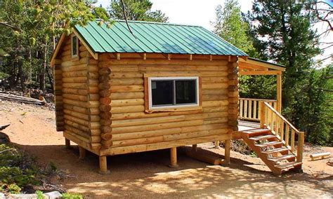Little Cabin Plans | small log cabin floor plans small log cabin kits simple