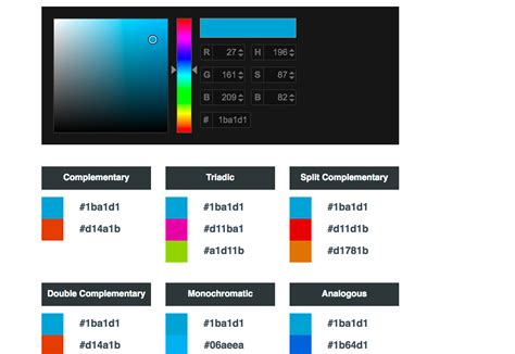 web design color schemes 2017 what s new for designers december 2017 webdesigner depot