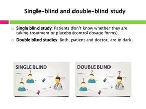 what is a blind procedure psychology research mr pustay s homepage
