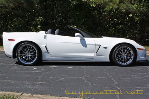 2013 corvette 60th anniversary 427 4lt convertible for sale