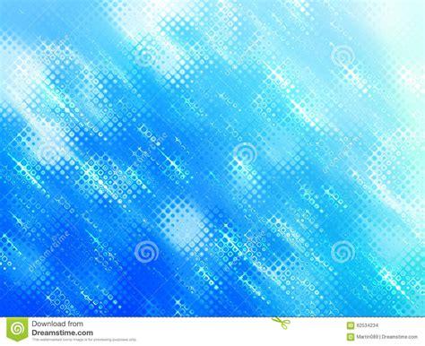 Modern Blue Modern Blue Dotted Background Stock Illustration Image
