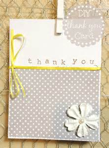 diy thank you cards 2017 2018 best cars reviews