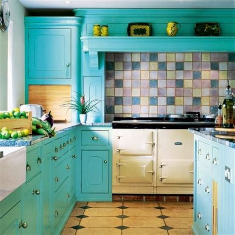 blue kitchen paint 80 cool kitchen cabinet paint color ideas