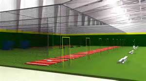 Batting Cages For Backyard Baseball Facility And Batting Cage Construction