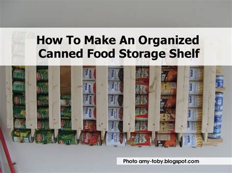 Canned Foods Shelf canned food storage shelves pictures to pin on pinsdaddy