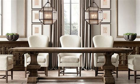 restoration hardware dining rooms rooms restoration hardware