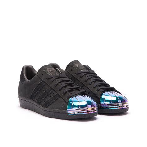 adidas superstar   metal toe black multi