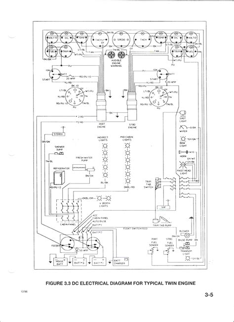 yamaha outboard fuel wiring diagram