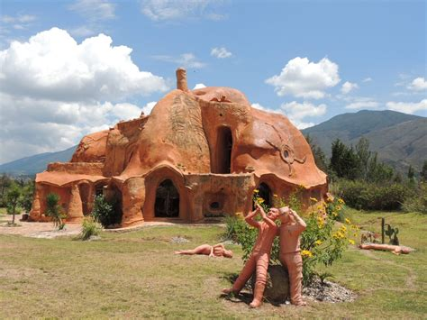 flintstones house flintstones house made entirely of clay attracts visitors today com