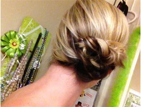 buat sanggul simple 5 gaya sanggul mudah dan sederhana untuk rambut pendek