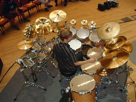 drum tutorial tom 187 chad wackerman pictures famous drummers