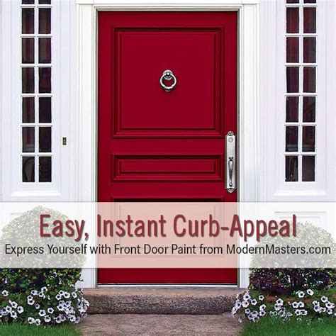 curb appeal front door color five questions with front door paint on the modern masters