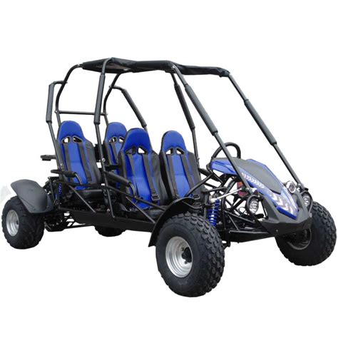 4 seater go karts cheap trailmaster blazer4 150 4 person gokart
