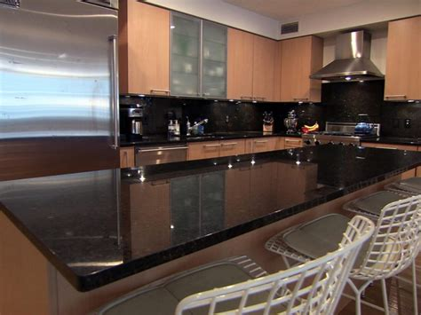 dark granite countertops hgtv 36 marbled countertops to ignite your kitchen rev