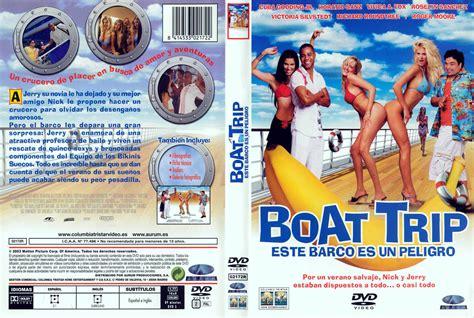 boat trip dvd car 225 tula caratula de boat trip este barco es un peligro