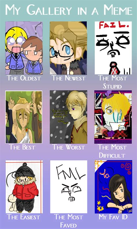 Ooh Face Meme - ooh gallery meme by bloocheez on deviantart