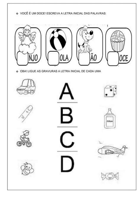 26 Atividades Educação Infantil - Para imprimir - SÓ ESCOLA