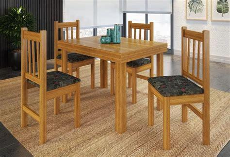 juego de noches 490 8437617456 juego de comedor mesa y 4 sillas en madera silla tapizada 4 490 00 en mercado libre