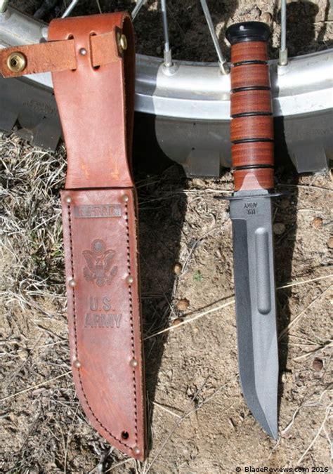 k bar combat knife ka bar fighting utility usmc size fixed blade knife