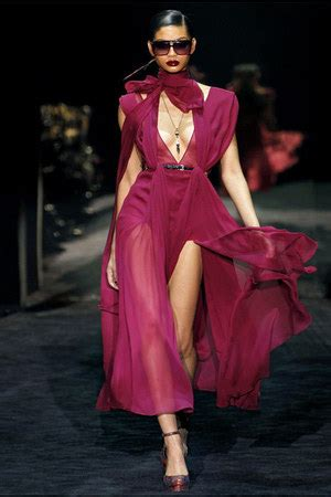 Fall Trend Alert Belted Purple Dresses by Maroon Chiffon Gucci Dresses Ruby Chiffon Gucci