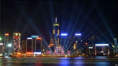 hong kong new year light show wnp wallpapers pictures new year 2013