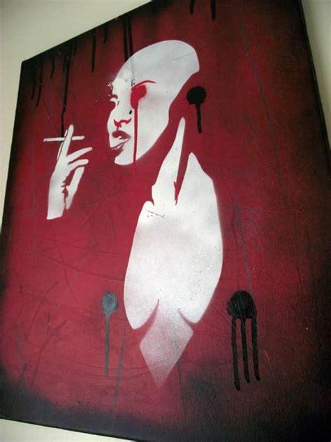 buy graffiti art  pop art  canvas   pilgrim