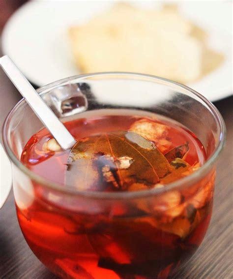 resep masakan indonesia resep wedang uwuh jogja