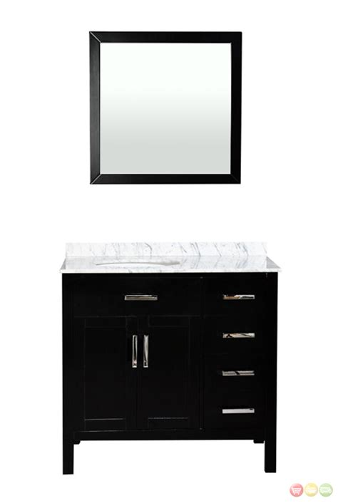 belmont decor ashland single sink bathroom vanity st10d4 36