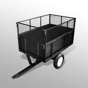 petrolio per lade remorque tondeuse tracteur de jardin poids 300 kg