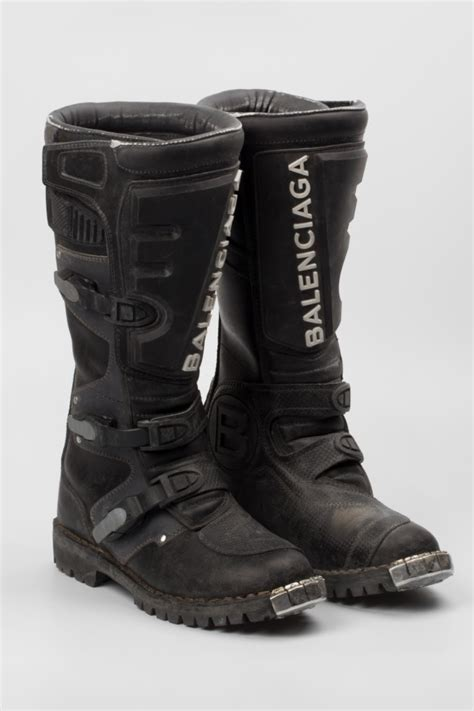 summer motorcycle boots balenciaga motorcycle boots for spring summer 17 pause
