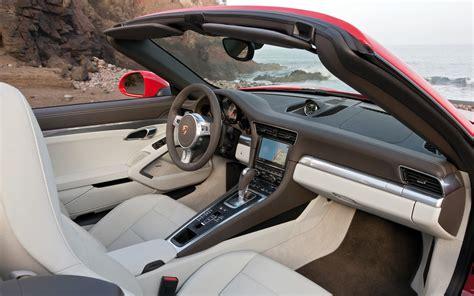 porsche 911 interior 2012 porsche 911 reviews and rating motor trend