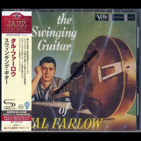 the swinging guitar of tal farlow the swinging guitar of tal farlow shm cd by tal farlow