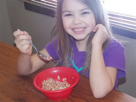oatmeal challenge how is our oatmeal challenge coming along plain and
