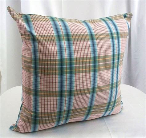 plaid throw pillows couch tartan plaid throw pillows decorative pillows pillow covers