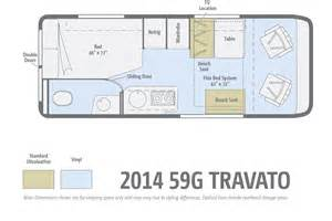 2014 winnebago travato 59g new amp used class b motorhomes