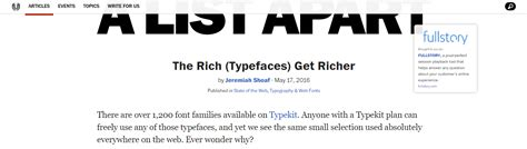 a list appart typography tips for a more comfortable read on your wordpress site wpmu dev