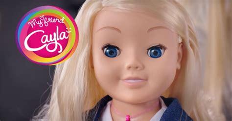 my friend cayla australia german watchdog parents destroy these creepy smart dolls