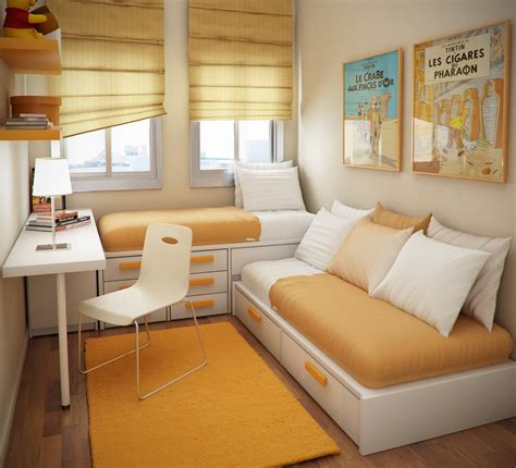 Small Space Bedroom Design Bedroom Ideas For Storage In Organize Small Bedroom Yellow Smooth Rug Wooden Flooring Amazing