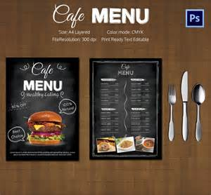 Free Cafe Menu Templates restaurant flyer template 56 free word pdf psd eps
