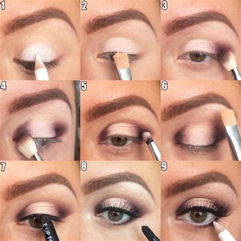makeup step by step 18 gorgeous eye makeup tutorials step by step