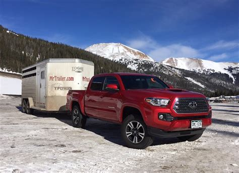 Toyota Tacoma Towing Can The 2016 Toyota Tacoma Tow Better Than The 2015 Tacoma