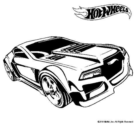 imagenes de hot wheels para pintar dibujo de hot wheels 5 para colorear dibujos net