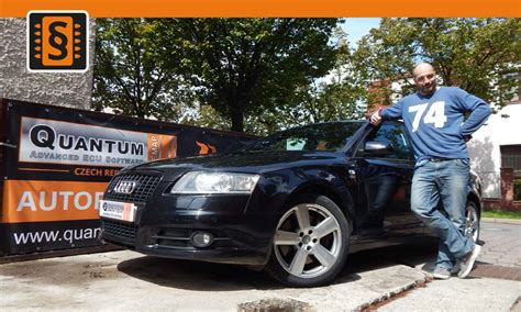 Chiptuning Audi A6 by Reference 00132 Audi A6 Chiptuning Quantum