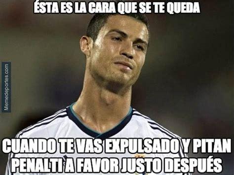 Memes De Cristiano Ronaldo - el universal deportes memes castigan a cristiano