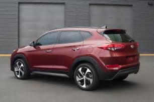 2017 hyundai tucson reviews and rating motor trend